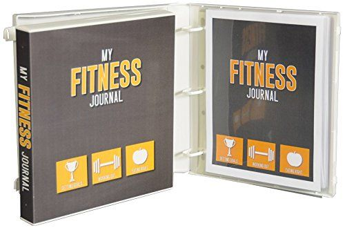 #Fitness Binder Journal on Amazon http://amzn.to/1NExwGi   Whether you're just beginning your fitness journey or are looking for that extra push, UniKeep's Fitness Binder Journal is essential to holding yourself accountable and reaching all of your goals. Recording your diet and exercise regimen helps you develop a consistent program that's specific to your needs. With our Fitness Binder's 10 exclusive content pages, including food logs and workout entries, you'll be able to stay on track.