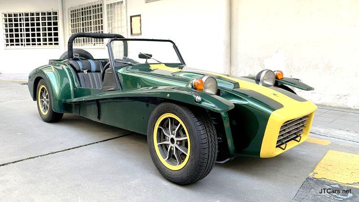 1974 lotus seven2020
