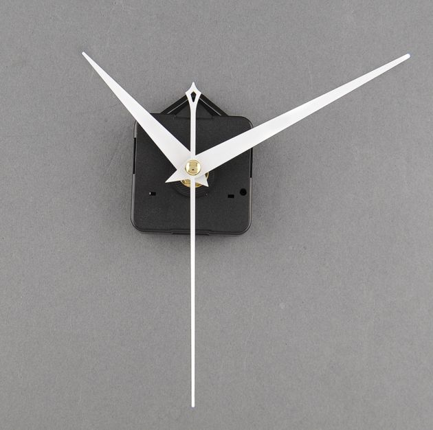 Home Decor | High Quality Quartz Useful Clock Movement Mechanism Parts Repairing DIY Replacement Tool Set With White Hands Hot Free Shipping US $1.05