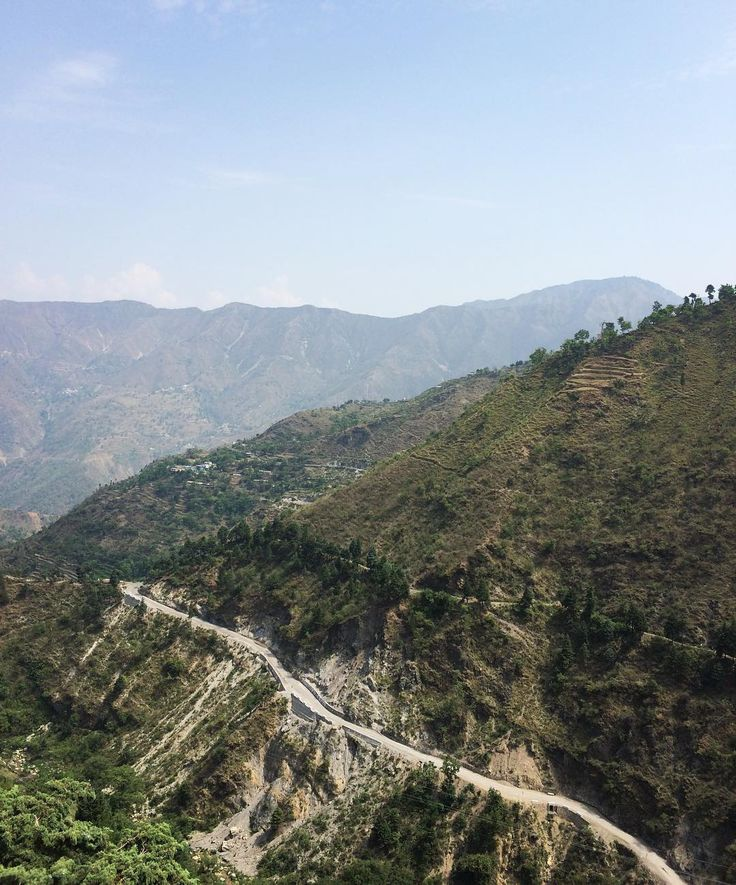 Now thats a highway to ride  #iphonography #travel #instapic #photography #uttarakhand