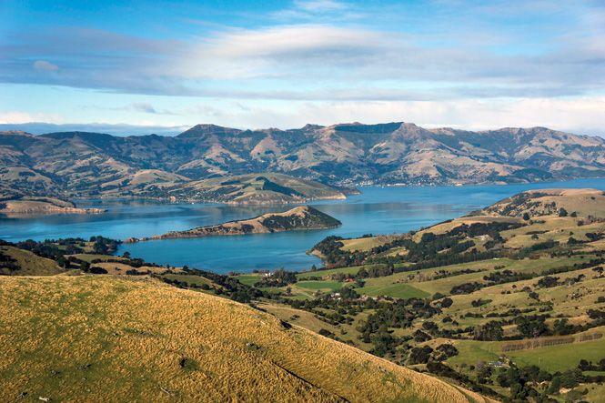 New Zealand: Canterbury Treasures