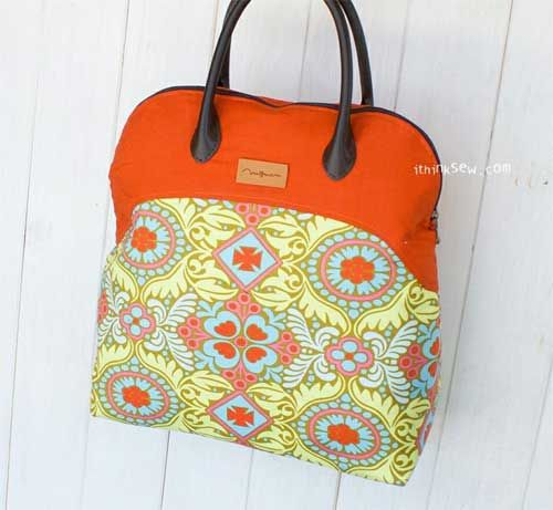 Aria Bag Sewing Pattern Bags To Sew Patterns And Tutorials Pinterest