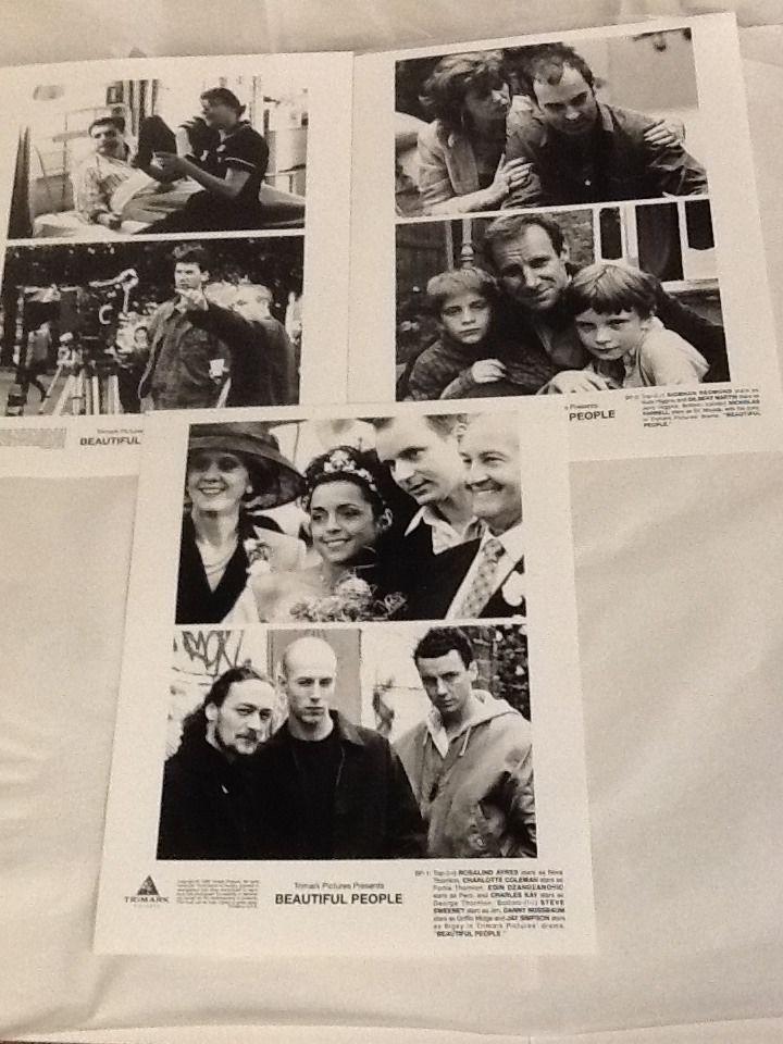 Beautiful People Movie Stills Rosalind Ayres Siobhan Redmond Steve Sweeney Photo