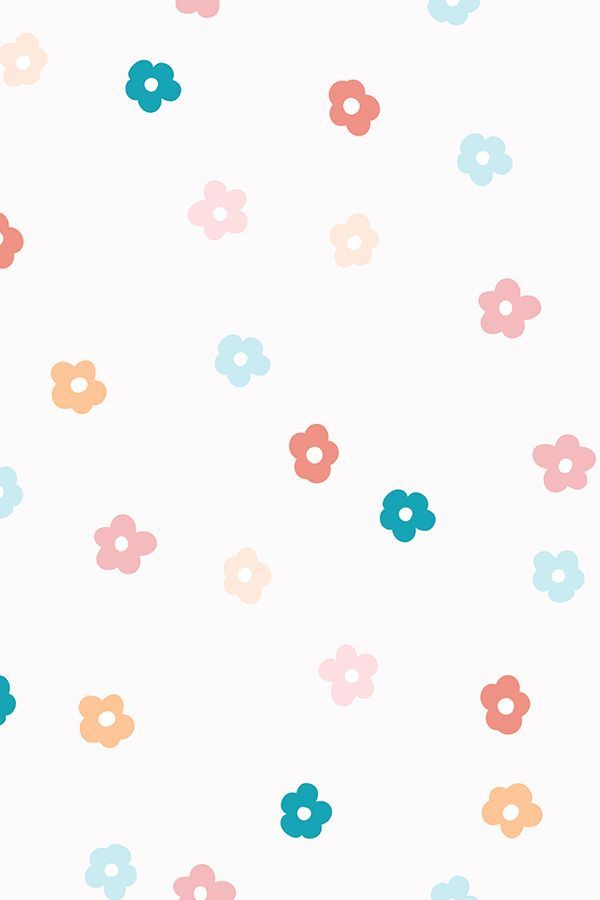 This Floral Pattern Is One Of Many Included In My Floral Vector Elements Volume 001 Found At Cuss Pretty Wallpapers Picture Collage Wall Wallpaper Iphone Cute