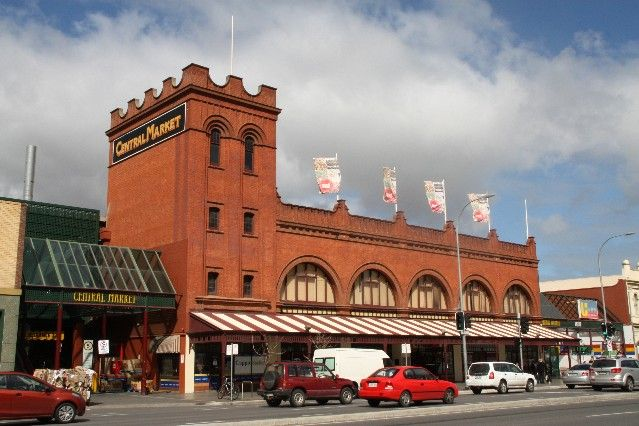 Central Market in Adelaide • Adelaide's icons
