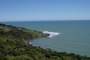 My spectactular country.  Raglan, New Zealand