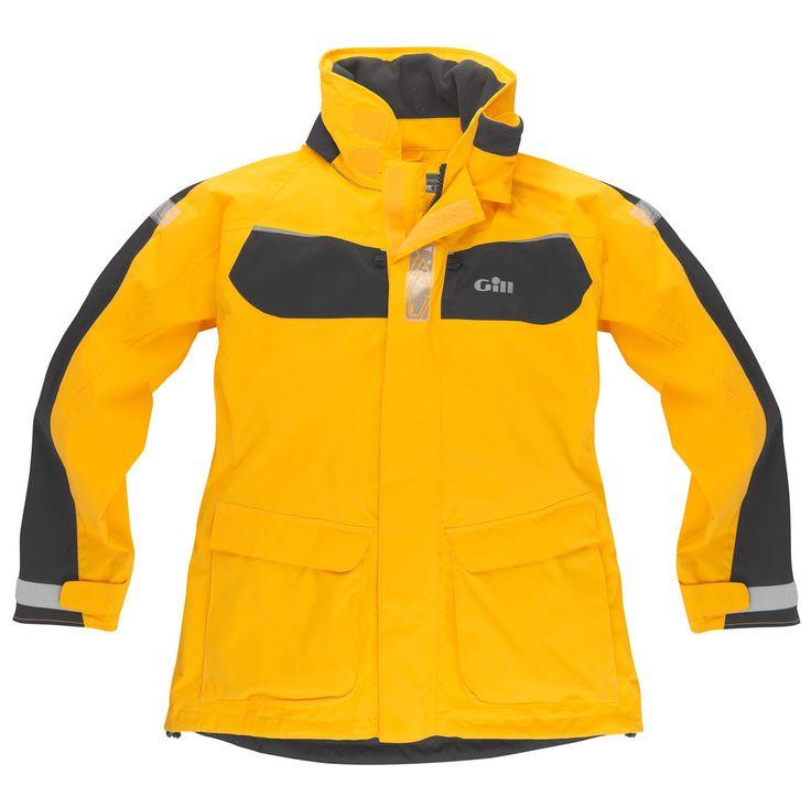 Gill - IN12 Coast Jacket - Yellow