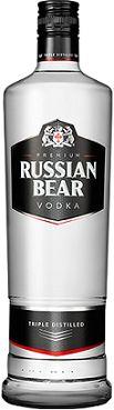 Russian Bear Premium Vodka (750ml, 43.0%)