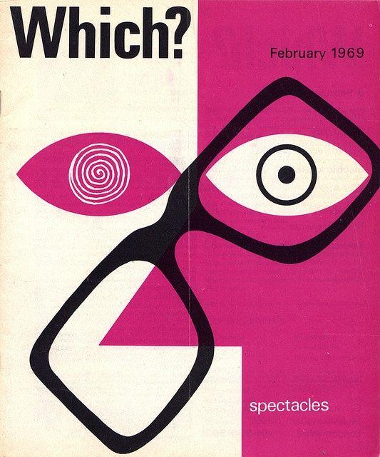 Which? | Mid-Century Modern Graphic Design
