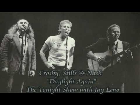 "Crosby, Stills & Nash - ""Daylight Again"" (Live)"