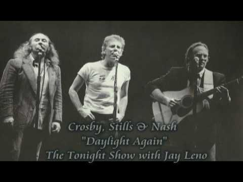 "Crosby, Stills & Nash - ""Daylight Again"" (Live)"