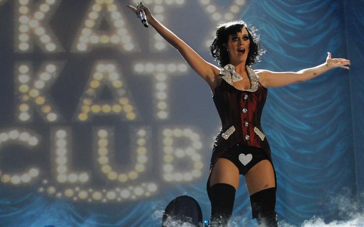 """Katy Perry Live """"Katy Kat Club"""" sooooooo cute!!!"""