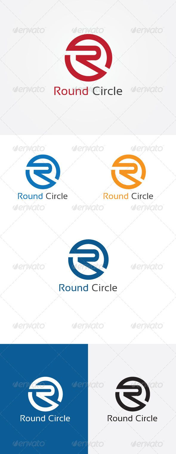 R Letter Circle Logo #GraphicRiver R Letter Logo Template File Details : 100% VECTOR CMYK,BLACK & WHITE AI ILLUSTRATOR & EPS HELP FILE font used >> Sansation .dafont /sansation.font I hope you'll Liked it !!! Cheese…. Created: 6 December 13 Graphics Files Included: Vector EPS #AI Illustrator