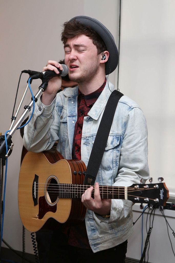Vocalist Jake Roche of Rixton performs at 'The Elvis Duran Z100 Morning Show'  at Z100 Studio on May 30, 2014 in New York City.