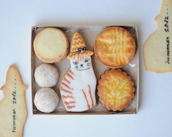 Cool cookies! Love Bee xxx