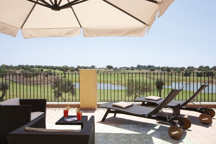 Donnafugata Golf Resort & Spa.  Book your stay at http://www.donnafugatagolfresort.com/