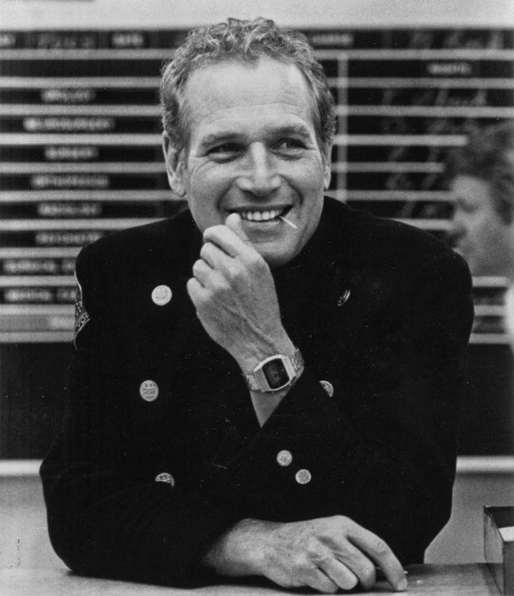"Paul Newman en ""Distrito Apache, El Bronx"", 1981"