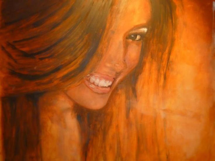 Vanessa - by Camille A Janssen