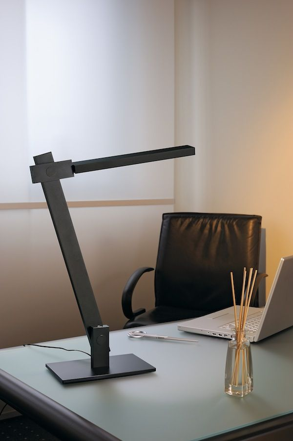 The SLV Mecanica table l& is a modern sleek design with LED light source and adjustable arm. & 12 best SLV lights and lamps images on Pinterest | Lighting ideas ... azcodes.com