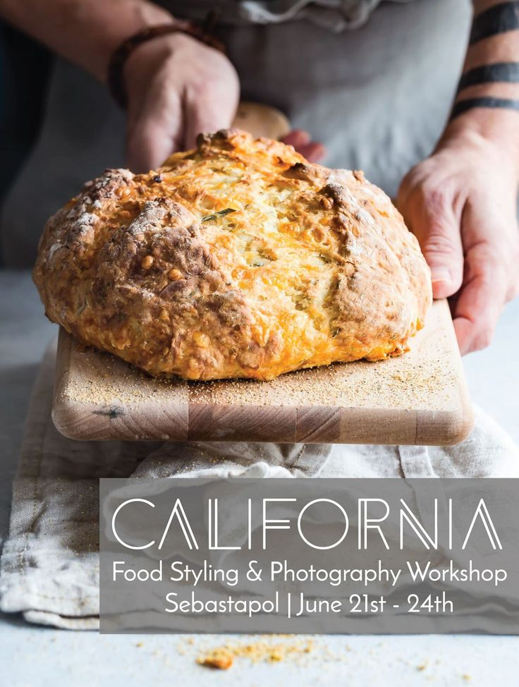 Join myself, Gerry of Foodness Gracious, Alanna of The Bojon Gourmet, & Sarah of Snixy Kitchen for a three-day food photography workshop where you'll experience intensive hands-on styling, photographing, and editing sessions in a beautiful craftsman home in wine country | June 21st-24th, 2017.