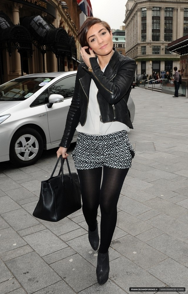 shorts + tights, might be my staple this fall