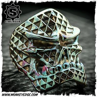 Starlingear Ring: Delta Kazi Puncher - Copper Flame