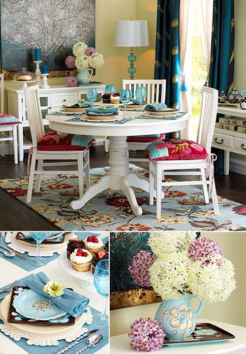 Table Setting  Dining Room Decorating Ideas U0026 Inspirations ǀ Pier 1 Imports