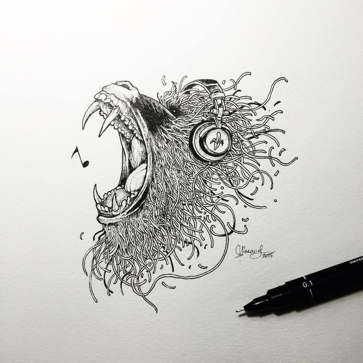 268 best Art of Kerby Rosanes images on Pinterest | Doodles, Doodle ...