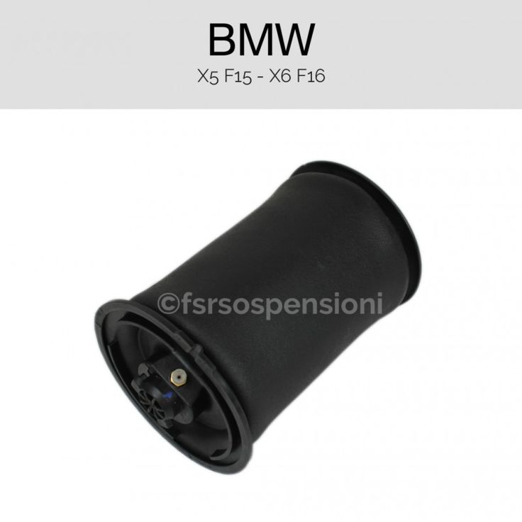 Molla ad aria BMW Serie X6 F16 posteriore destro