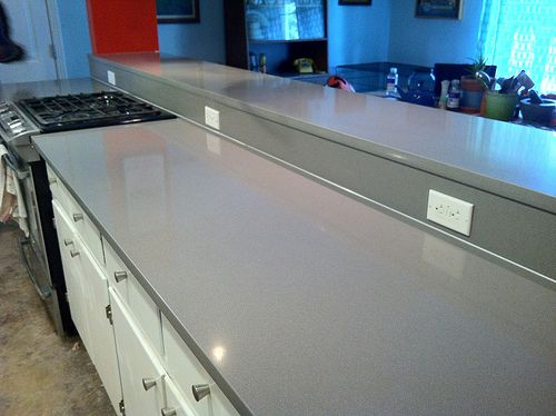 Silestone Grey Expo