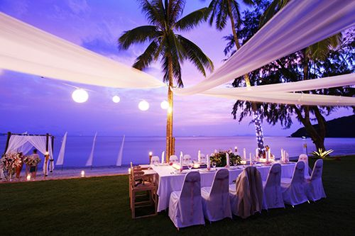 Amazing Beach Wedding Decoration Ideas: 1000+ Ideas About Sunset Beach Weddings On Pinterest