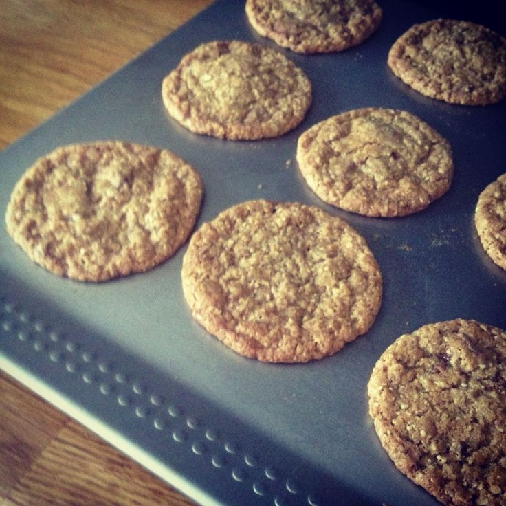 Chocolate Chip cookies without chocolate chips! | Americulinariska.com