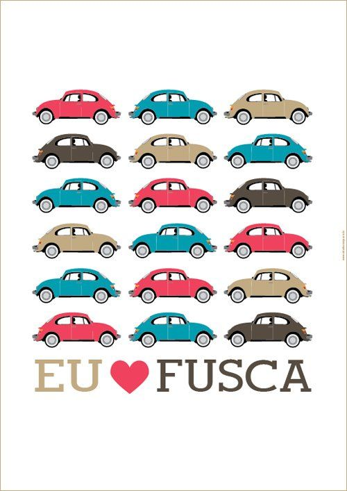 Eu amo Fusca!!!