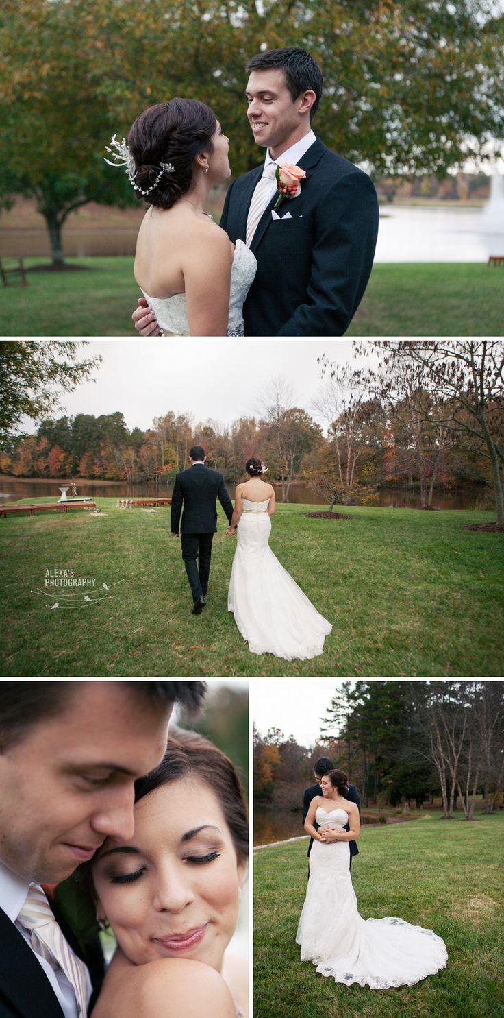 Chelsea + David's Wedding at Reverie Farms, Randleman NC   Alexa's Photography, Greensboro NC