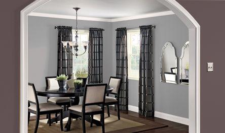Dining Room - Wattyl Snowdonia (grey)
