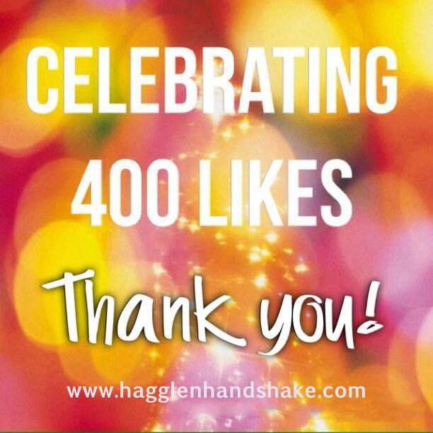 We love our growing community so thank you. Have an awesome day!