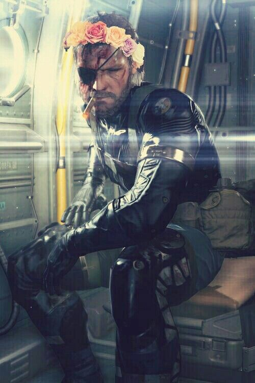 Metal Gear Solid V Ground Zeroes Snake  Wallpaper