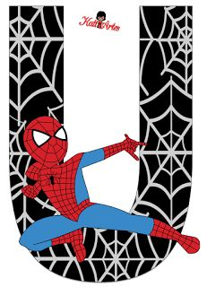 Ms de 25 ideas increbles sobre Piatas de spiderman en Pinterest