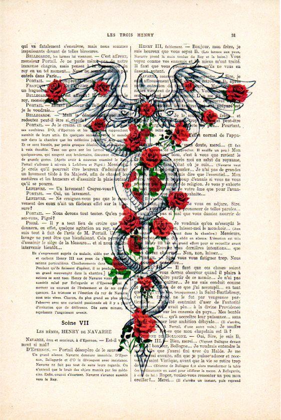 Símbolo del caduceo arte médico medicina vara de por NotMuchToSay