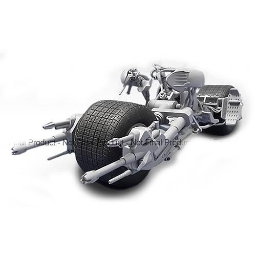 Dark Knight Rises Batpod Hot Wheels Elite 1:18 Scale Vehicle