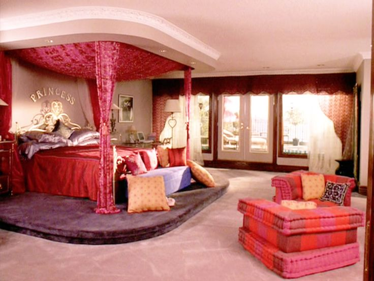 regina george bedroom - Google Search