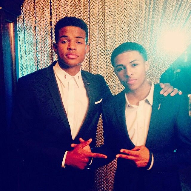 Diggy Simmons And His Sisters 163 best images about ...