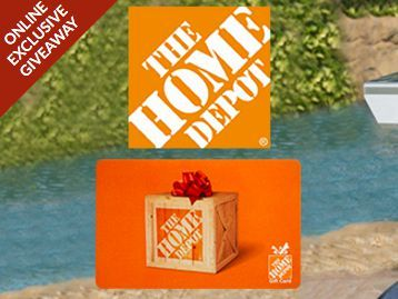 Ends 9/17/17 - Enter for your chance to win 1 of 10 weekly prizes from The Talk TV Show.  Prizes include a $300 Home Depot Gift Card, a Shark Vacuum, and more! (Enter weekly - next entry 9/5)