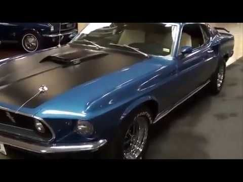 Look Best Ford Mustang 1969 Boss 429 Review For You  - Jay Leno's Garage
