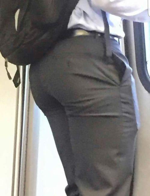 dress pants ass