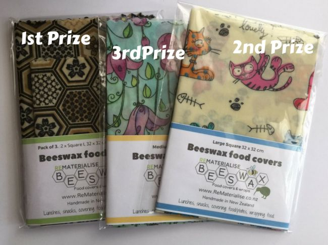 Enter to win: ** Giveaway ** Back to school - Beeswax food covers - 3 prizes!!! | http://www.dango.co.nz/pinterestRedirect.php?u=cNZftLT3jDI4268