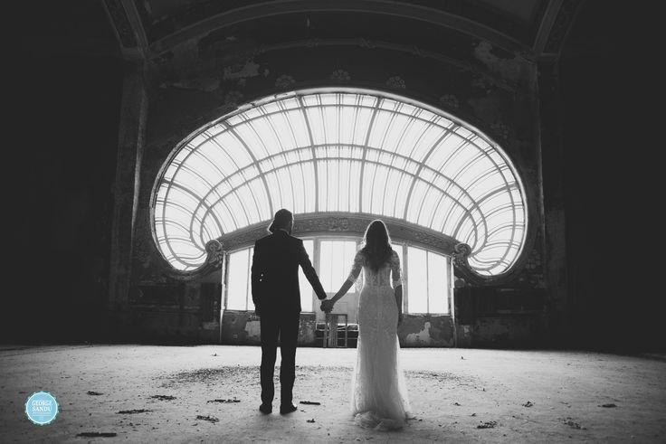 Sedinta foto Trash the dress Constanta -  Fotograf George Sandu - #georgesandu #wedding #fotograf #sedintafoto