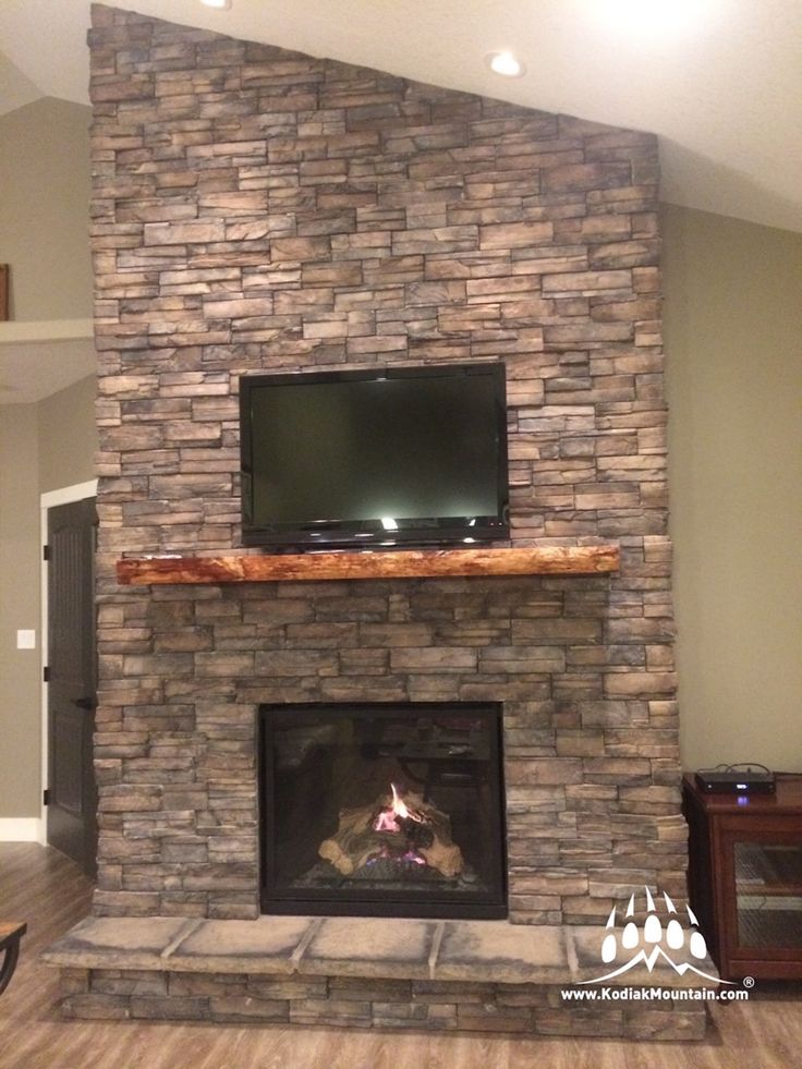 25 best ideas about stone veneer on pinterest stone for Stonecraft fireplaces