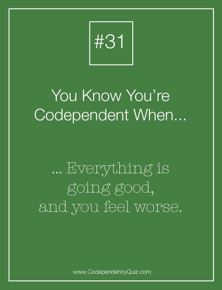 If you're codependent, you thrive in chaos and confusion, even if it's exhausting. It's time to change that. http://www.codependencyquiz.com/being-okay-with-okay/