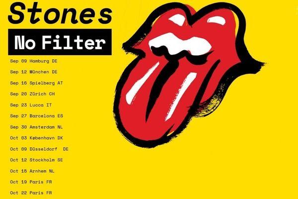• Turneul Rolling Stones în Europa | program şi oferte
